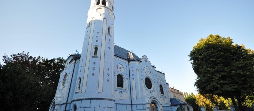Blue Church | Bratislava Slovakia | Dental Tourism Slovakia